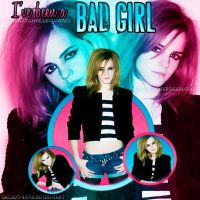 Bad Girl by Galaxy-Love