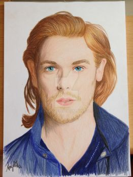 Sam Heughan by lilangie19