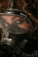 Gasmask 9 by Membruto