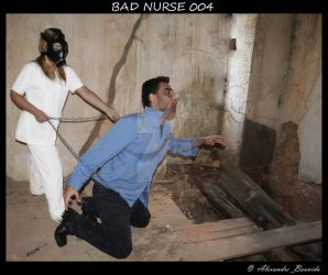 Bad Nurse IV by AlexandreBoavida