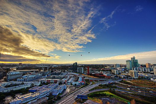 Good morning Melbourne by mahdi8