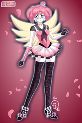 Sailor C.A. Cupid revised by RoyalRaven99