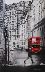 London old bus by ruben-db
