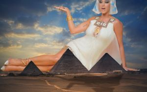Katy Perry giantess by GiantessInsanity