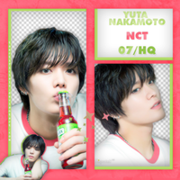 Yuta (NCT) | PNG PACK #9 by taertificials