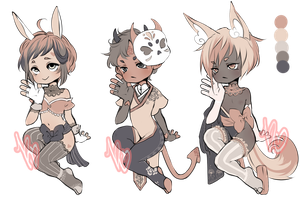 Same Color Adopts // CLOSED by Koujashi