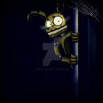 Fun With Plushtrap by Drawings-SofiaWolf