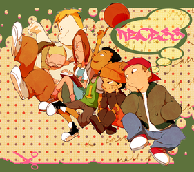 RECESS by knknknk