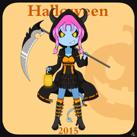 Halloween 2015 by JoTheWeirdo