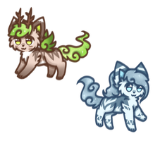 GA: Galacticat Adopt Auction #2  [CLOSED] by Lilavendre