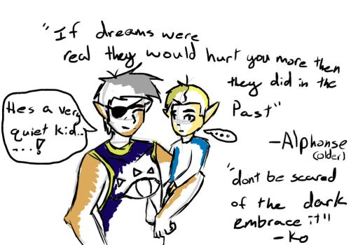 Quotes of dreams by foxgod123