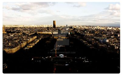 paris. by yazn