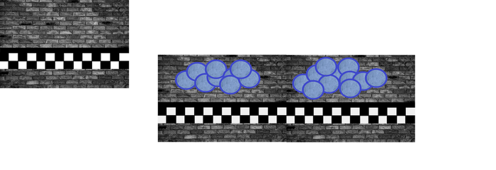 Fnaf 1 Texture Stage Walls by ajlew