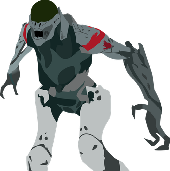 Thrall - Vector by CocoTroop