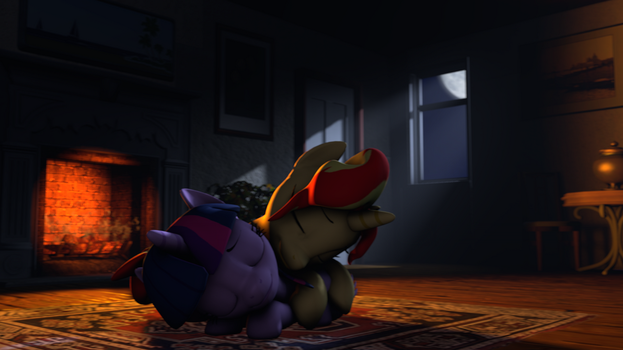 [SFM] Sleeping Sunlight by Jarg1994