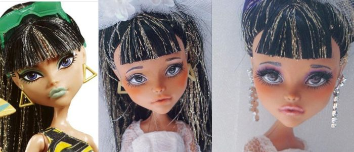 Monster High Cleo de Nile by RogueLively