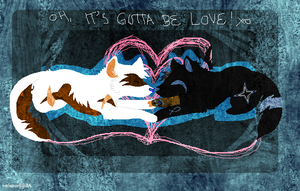 Oh, It's Gotta be Love by Velspar