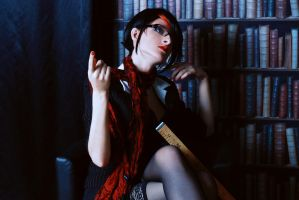 Headmistress Fiora Cosplay: I haven't equal by Hanuro-Sakura