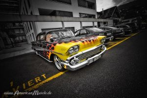 58 chevy custom by AmericanMuscle