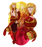 [CLOSED]Lore Keeper Auction by FKDemetri