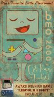 Adventure Time Ooo's Favorite electronic by FischHead