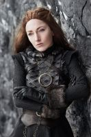 Sansa Stark by cuppacoffeeplease