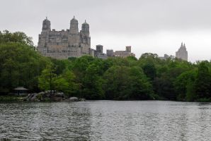 Central Park 09 by LucieG-Stock