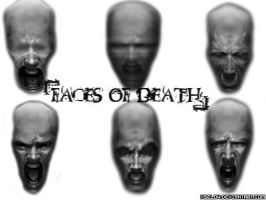 Faces Of Death Brushes by Xsel04