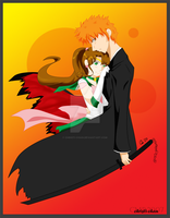 Jupiter and Reaper by christi-chan