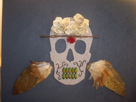 Day of the Dead-Wings by StaceyJewell