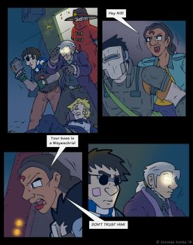 Nextuus Page 1079 by NyQuilDreamer