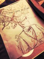 #SaveTheDay Sketches - The Era Eleven by The-Longfall-of-1979