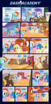 Dash Academy Chapter 7 - Free Fall #19 by SorcerusHorserus