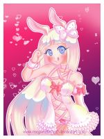:Annette: Contest Entry by MeguBunnii