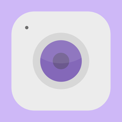 Flat Camera Icon by michaelsboost