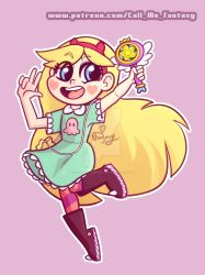 SVTFOE  Star Butterfly by Call-Me-Fantasy