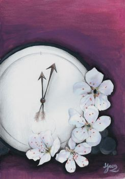 Flowers and Time by Jam1992