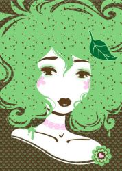 Miss Mint Chocolate Chip by Blush-Art