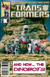 Enter the Dinobots by sydew