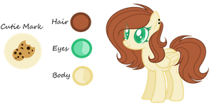 MLP Brownie Paw {Refsheet} by xXBrowniePawXx