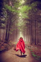 Red Riding hood - III by sara-hel