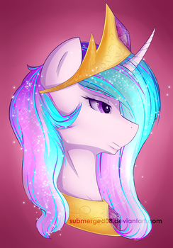 Your Other Sparkly Princess by Submerged08