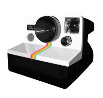 Polaroid Camera Vector by OdinWolf