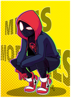 Miles Morales by CorytheC