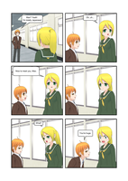 Adventures in Comipo Ch. 2 P. 9 by Tinker-Jet