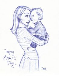 Mother's Day 2014 by kuabci