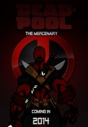 Deadpool Poster by thomas132