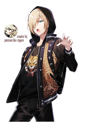 Yuri Plisetsky Render 2 by juuzou-the-ripper