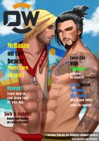 OW Summer Magazine by VIOLOXE