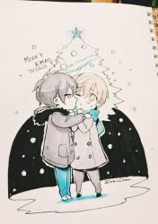 Merry Xmas- 10 count by Sobachan